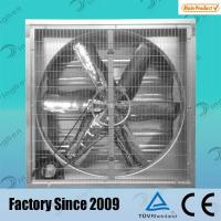 Quality China Alibaba galvanized sheet industrial ventilation exhaust fan for sale