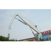 Wholesale Marine Electric-Hydraulic Knuckle Boom Offshore Cranes Type KBS from china suppliers