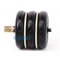 Wholesale Rubber Power Press Triple Convoluted Air Spring Vibration Frequency 2.5 Hz from china suppliers