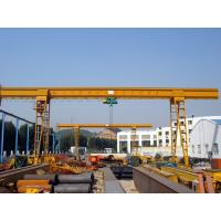 Wholesale General Purpose Electric Overhead Gantry Crane With 2.5 - 100t Rated Capacity, 30m Span from china suppliers
