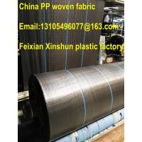 Wholesale 1-8m width PP agricultural mulch film /weed barrier/pp weed control mat/geotextile from china suppliers