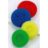 Wholesale Plastic scourer from china suppliers