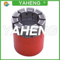 Wholesale High Penetration Rate Diamond Core Drill Bit For Stone , BQ NQ HQ PQ Size from china suppliers