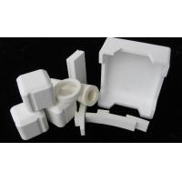 Wholesale Wear Resistant Corundum Refractory Ceramic Board / Tube For Building Materials from china suppliers