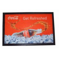 Wholesale Brand New Promotional rubber bar mat with logos, ROHS Bar Drink Mats from china suppliers