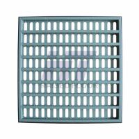 Quality Air Flow Data Center Raised Floor Perforated with Adjustable Open Ratio Damper for sale