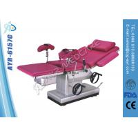 Wholesale Electric Obstetric Delivery Bed For Birthing Use Obstetric Delivery Table from china suppliers