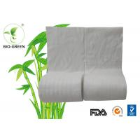 China Softness Organic 100% Bamboo Diaper Nappy Liner Biodegradable Flushable Liners for sale