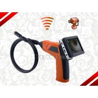 Wholesale Wireless Pipe Inspection Camera with 3.5 Inch Color Monitor + DVR CEE-IC03 from china suppliers