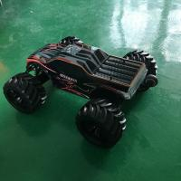 Wholesale 80A ESC Chassis Metal Electric Off Road RC Trucks / Fully Sealed Brushless RC Auto from china suppliers