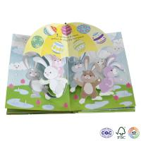 Pretty 3D / Pop-up Book for Kids Entertaining (offset printing )