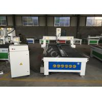 Wholesale CE Italy HSD air - cooling spindle 4x8 ft wood router cnc machine with rotary axis from china suppliers