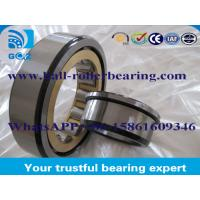 Buy cheap NU 2306 E ABEC-5 bearing cylindrical roller brass / steel cage from wholesalers