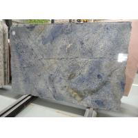 Wholesale Brazil Azul Bahia Granite Wall Panels Kitchen Granite Slab For Background Wall Landscape from china suppliers
