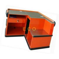 Wholesale Supermarket Cash Desk Grocery Store Checkout Counters , Clothing Store Checkout Table Stand from china suppliers