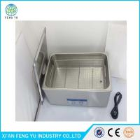 Quality 22L mechanical ultrasonic cleaning equipment for (with timer and heater) factory printer mold jewelry cleaning for sale