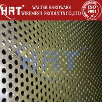 Wholesale Copper perforated metal sheet from china suppliers