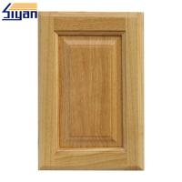 Quality Solid Color Shaker Kitchen Cabinet Doors , Shaker Cupboard Doors for sale