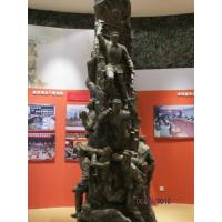 Wholesale Bronze Soldiers Statues for City Decoration from china suppliers