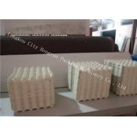 China 1500 - 6000 Capacity Paper Egg Crate Making Machine For Egg Trays / Egg Cartons / Egg Box on sale
