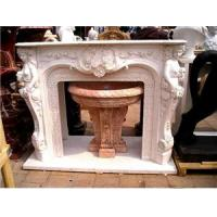 Wholesale best price of the modern marble fireplace from china suppliers