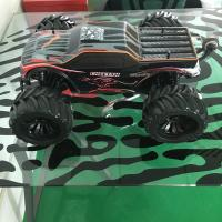 Quality 1/10th Rc Trucks Electric 4x4 / Rc Remote Control Cars With 60mm Vehicle Clearance for sale