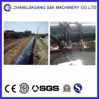 Wholesale CE Industrial PVC Pipe Extrusion Machine with Agricultural / Constructional Drainage from china suppliers