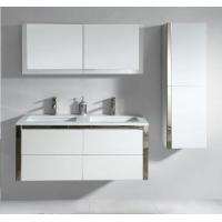 Wholesale White Color MDF Bathroom Vanity/Bathroom Cabinet  (025-1200) from china suppliers