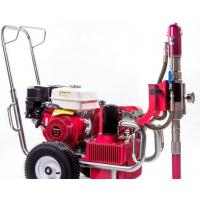 Wholesale Ceiling House Fence Room Hydraulic Airless Sprayer Petrol Engine Gas Powered Sprayer from china suppliers