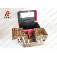 Wholesale Recycled Pretty Paper Packaging Box With Handle UV Varnish Suface from china suppliers