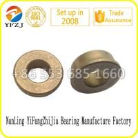 Wholesale Professional factory manufacture oilless bearing supplier bronze bushing,copper based powder metallurgy from china suppliers