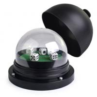 Wholesale Black Plastic Electric Round Cup For Casino Dice Gambling Cheat With Remote Control from china suppliers