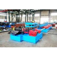 Wholesale National Standards Institute Freeway Guardrails Cold Roll Forming Machinery from china suppliers