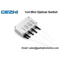 Quality Similar Aglitron LightBend Mini 1x4 OptoMechanical Fiber optical Switch for sale