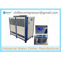 Wholesale 5 Ton Chemical Industry Water Chiller, Low Temperature Air Cooled Chiller from china suppliers