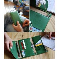 Quality PU Tripping Wallet Passport Holder Passport Wallet for Traver for sale