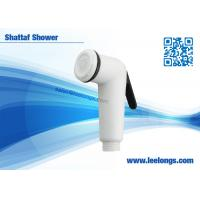 Wholesale ABS PP Shattaf Muslim Showers Portable Bidet Sprayer With White plastic Surface from china suppliers