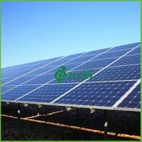 Wholesale 34MW Polycrystalline Grid Connected Solar Large Scale Photovoltaic Power Plants from china suppliers