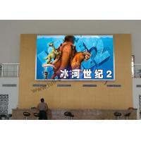 Wholesale 14 Bit Dustproof  P10 Rental Led Video Wall With 640x640 Mm Die Casting from china suppliers