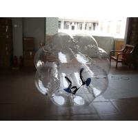Wholesale 0.8mm TPU Bumper Ball Inflatable Bubble Soccer for adult from china suppliers