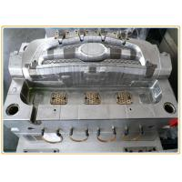 Wholesale Auto Decoration Grating Plate Plastic Injection Mold Tooling , Precise Plastic Car Parts from china suppliers