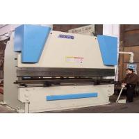 Wholesale 6mm V Groove CNC Hydraulic Press Brake Machinery for For Bending Steel Plates 160T / 3200mm from china suppliers