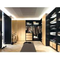 Wholesale China wholesale affordable Italian modern luxury l shape walk-in closet from china suppliers
