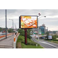 Wholesale P8 Full Color Video LED Advertising Screen Display / Waterproof LED Billboard from china suppliers