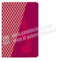 Wholesale Yaoji Red Invisible Poker / Cheating Playing Cards For Gambling Cheat from china suppliers