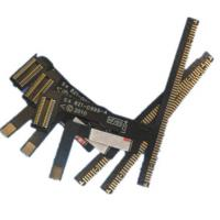 Wholesale Custom Flexible Printed Circuit Black PCB 0.1MM With Conductive Silver Shielding from china suppliers