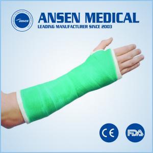 Wholesale Rapid bonding medical orthopeadic casting bandage  fracture fix bandage from china suppliers