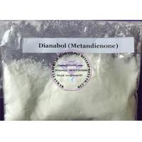 Wholesale Dbol Methandienone Oral Anabolic Steroids Pharmaceutical Powder ISO9001 Certification from china suppliers