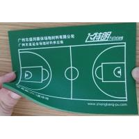 Wholesale Outdoor Basketball / Badminton Court PU Sports Flooring Poly Floor Coating from china suppliers