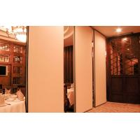 Wholesale Acoustic Wooden Folding Screen Room Divider For Restaurant Decorative from china suppliers